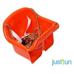 Huśtawka kubełkowa ECO - pomarańczowy
