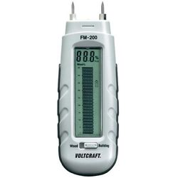Wilgotnościomierz do materiałów VOLTCRAFT FM-200, inwazyjny