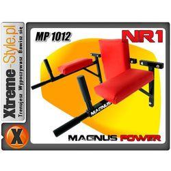 Poręcz treningowa do pompek brzucha Magnus MP1012
