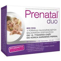 Prenatal DUO 30 tabletek + 60 kapsułek