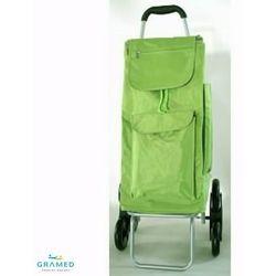 Wózek na zakupy - schodowy.