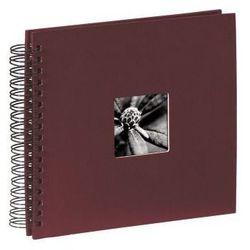 Hama Album fotograficzny FINE ART 28x24/50 bordowy