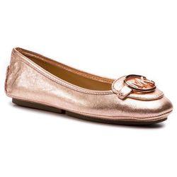 ce91203971573 balerinki baleriny michael michael kors fulton moc damskie rozowe ...