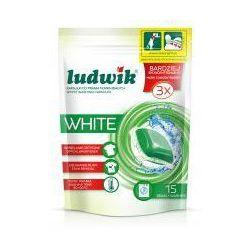 Kapsułki do prania Ludwik white (15 sztuki)