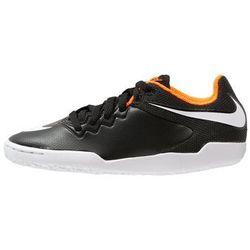 Nike Performance HYPERVENOM PRO STREET IC Halówki black/white/total orange
