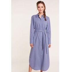 52adc2d3b5 suknie sukienki sukienka w kratke vichy - porównaj zanim kupisz