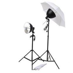 Zestaw studio: parasole, abażury i statywy Zapisz się do naszego Newslettera i odbierz voucher 20 PLN na zakupy w VidaXL!