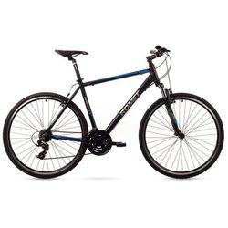 Romet rower crossowy ORKAN 1.0 M czarny 21