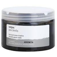 Tołpa Pro Body maska błotna do ciała z kompleksem ujędrniającym + do każdego zamówienia upominek.