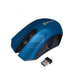Vakoss TM-658UB Mysz bezprzewodowa niebieska