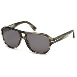Okulary Słoneczne Tom Ford FT0446 DYLAN 20A
