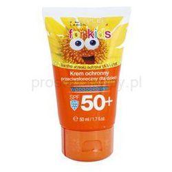 FlosLek Laboratorium Sun Care krem ochronny dla dzieci SPF 50+ + do każdego zamówienia upominek.