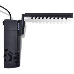 vidaXL Filtr węglowy do akwarium, z pompką (300l/h). Darmowa wysyłka i zwroty