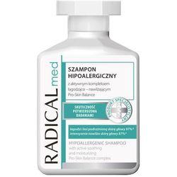 Ideepharm Radical Med Szampon do włosów hipoalergiczny 300ml