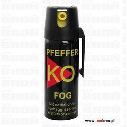 Gaz pieprzowy obezwładniający KO FOG 50 ml - stożek