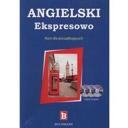 Angielski Ekspresowo Kurs dla początkujących (opr. miękka)