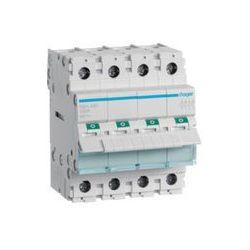 Modułowy rozłącznik izolacyjny, 4P 100A - Hager SBN490