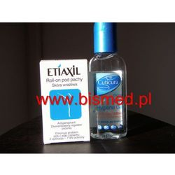 Etiaxil Roll-on pod pachy, antyperspirant, skóra wrażliwa, 12,5 ml