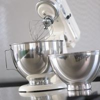 KitchenAid - Dzieża INOX