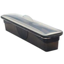 Mastrad - podłużna silikonowa forma z pokrywą (keksówka)