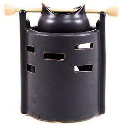Kominek zapachowy Kociołek Czarny