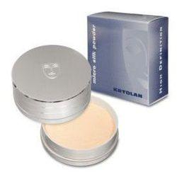 Kryolan Micro Silk Finish Powder - Sypki puder wykańczający MFP1, 20 g