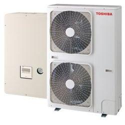 Pompa ciepła Toshiba Estia HWS-804H-E/HWS-804XWHT6-E