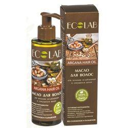 EC-LAB Arganowy olej do włosów wzmacniający 200ml