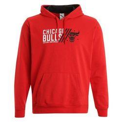 adidas Performance Bluza z kapturem nba chicago bulls