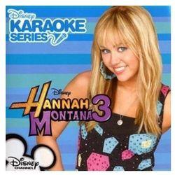 Disney Karaoke Series: Hannah Montana 3(CD)
