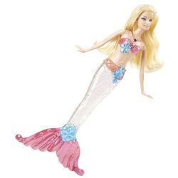 Barbie Świecąca Syrenka