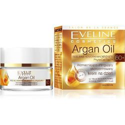 Eveline Argan Oil 60+ Krem wzmacniająco liftingujący na dzień 50ml