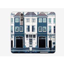 Flex Book Fantastic - ZTE Axon Mini - pokrowiec na telefon - domy