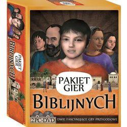 Pakiet gier biblijnych (PC)