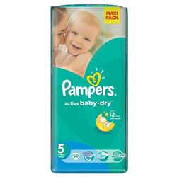 Pampers Active Baby-Dry 5 Junior