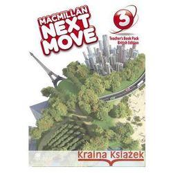 Macmillan Next Move 3. Książka Nauczyciela (opr. miękka)