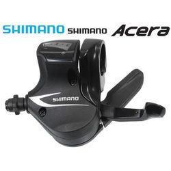 ASLM360LB Manteka SHIMANO ACERA SL-M360 3-rzędowa (LEWA)
