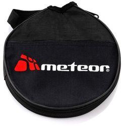 Meteor, Standard plus, Pokrowiec na rakietkę do tenisa stołowego, Czarno-szary Darmowa dostawa do sklepów SMYK