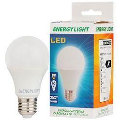 Żarówka 8W ENERGY LIGHT E27 BAŃKA ciepła