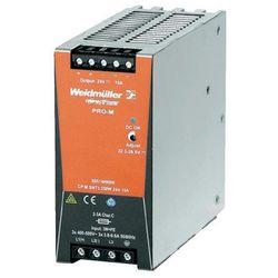 Zasilacz na szynę DIN Weidmueller CP M SNT3 250W 24V 10A 8951400000
