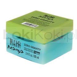 Hair Manya Zero Gravity Ultra mocno utrwalająca pasta do modelowania 100 ml Kemon
