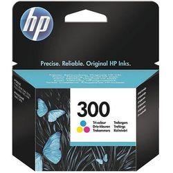 Tusz HP 300 Kolor (C643EE)