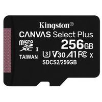 KINGSTON MicroSDXC 256GB 100MB/s SDCS2/256GB