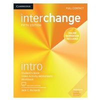 Interchange Intro Full Contact with Online Self-Study and Online Workbook