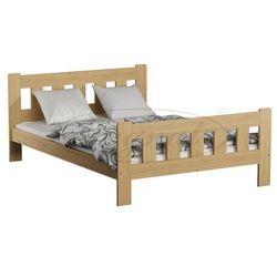 Łóżko sosnowe Pati 120x200