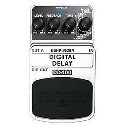 Behringer DIGITAL DELAY DD400 efekt gitarowy