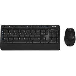 Microsoft Wireless Desktop 3050 PP3-00020, bezprzewodowa klawiatura i myszka