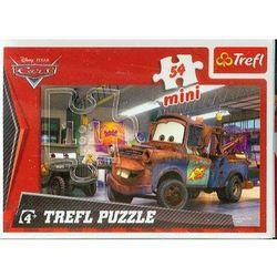 Puzzle mini 54 Auta Złomek