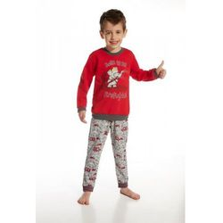 Piżama Cornette Kids Boy 593/49 Firefighter