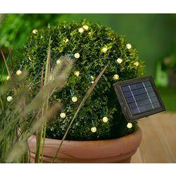 Solarny łańcuch świetlny LED